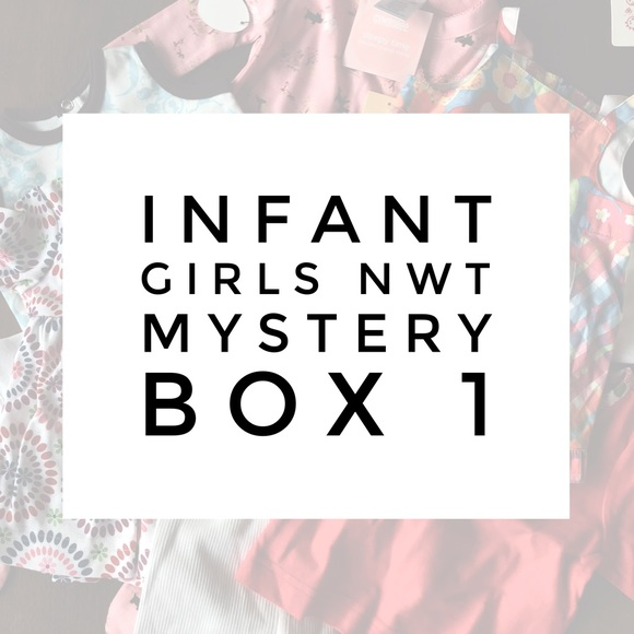 Hanna Andersson Other - $180 0-6m girls NWT 8pc MYSTERY BOX